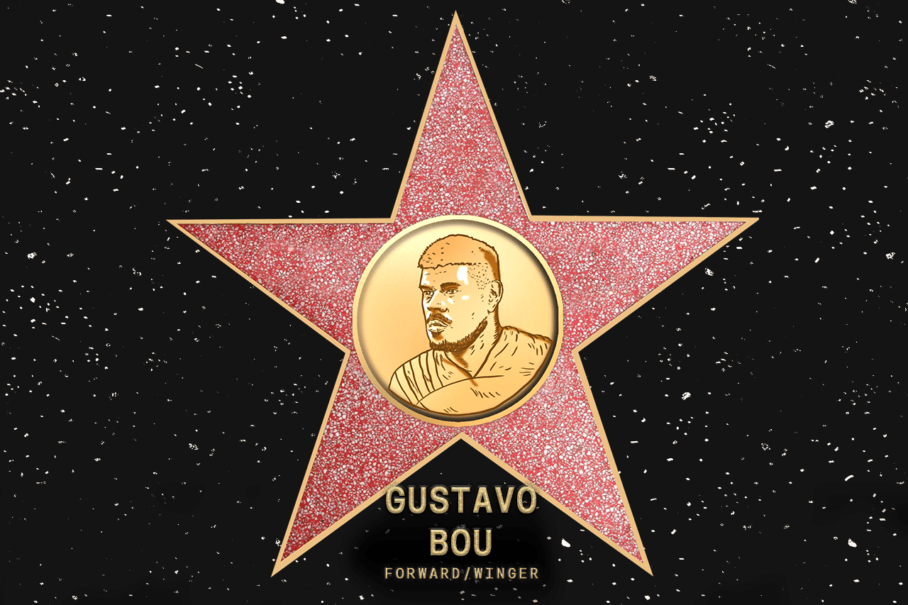 Gustavo Bou (NE) - Coach's pick