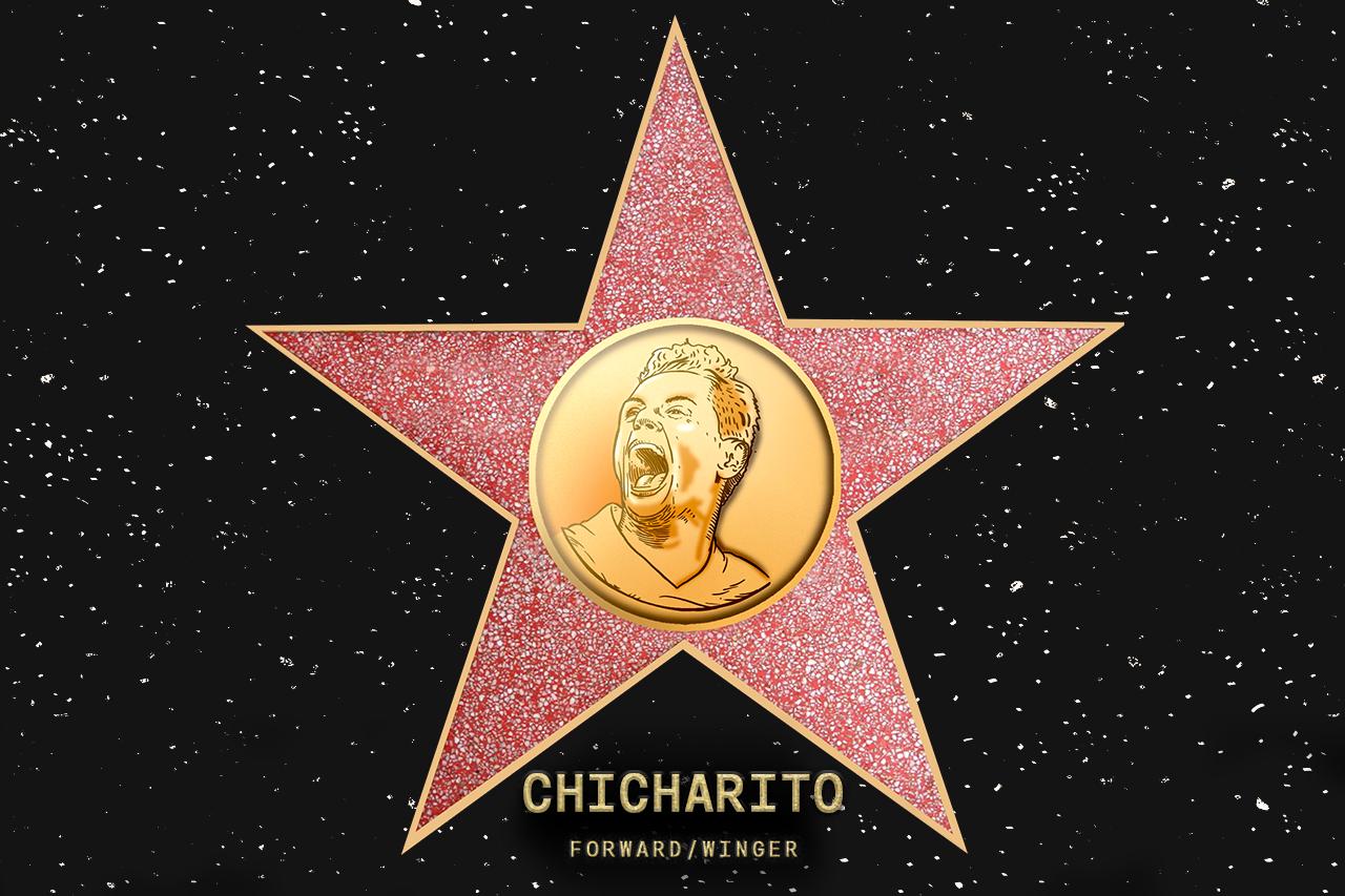 Chicharito (LA) - Voted in