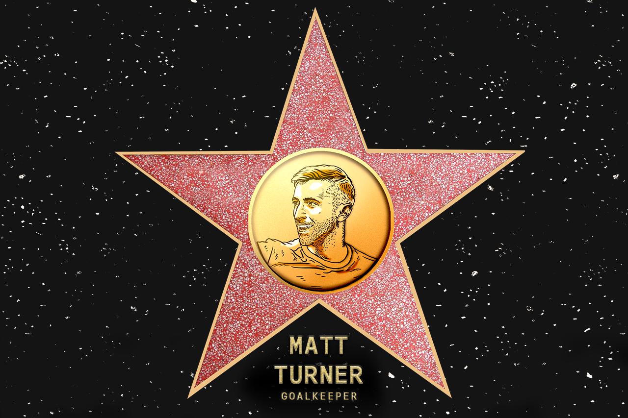 Matt Turner (NE) - Coach's pick