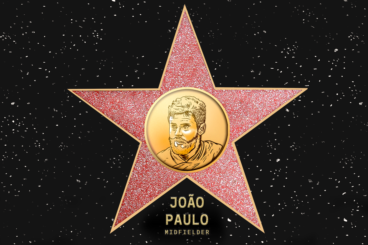 João Paulo (SEA) - Voted in