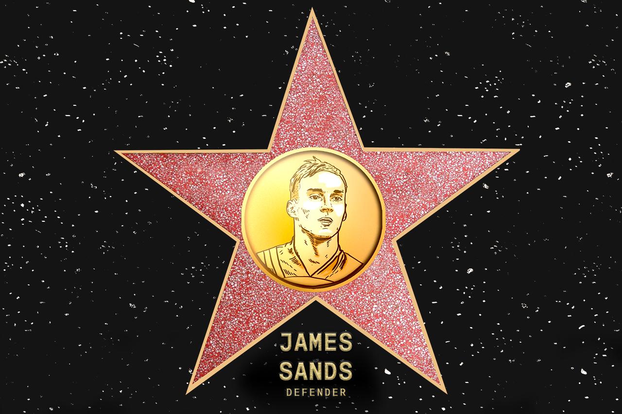 James Sands (NYC) - Coach's pick