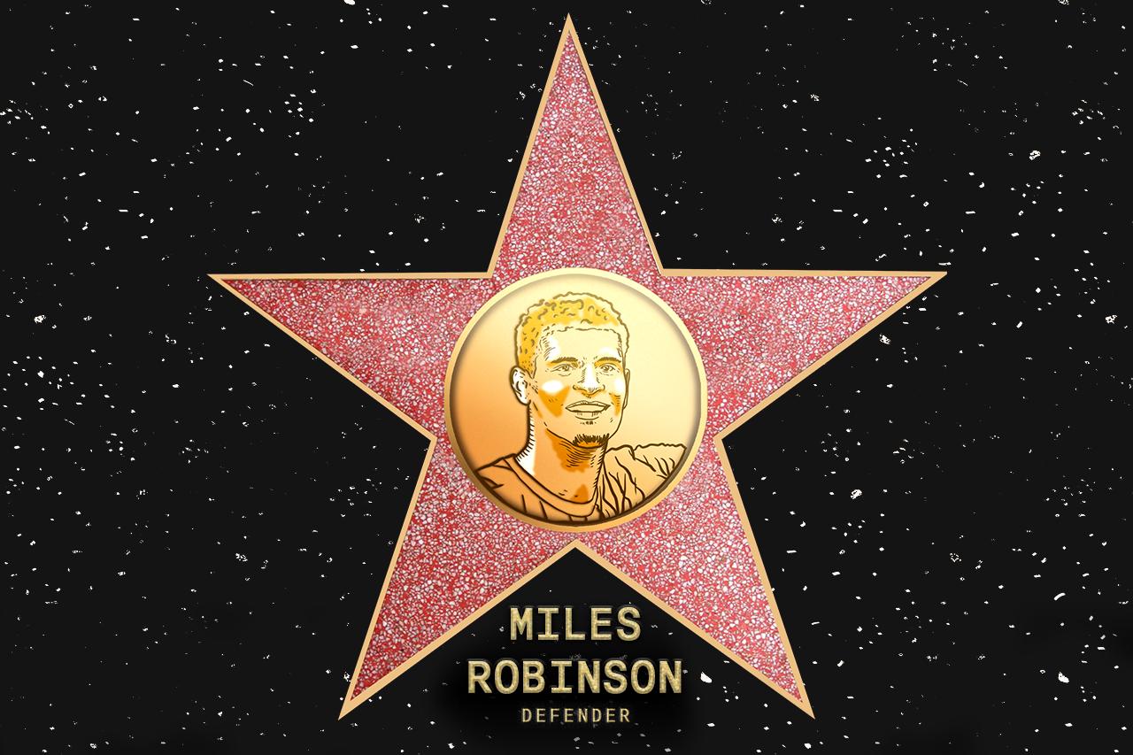 Miles Robinson (ATL) - Coach's pick