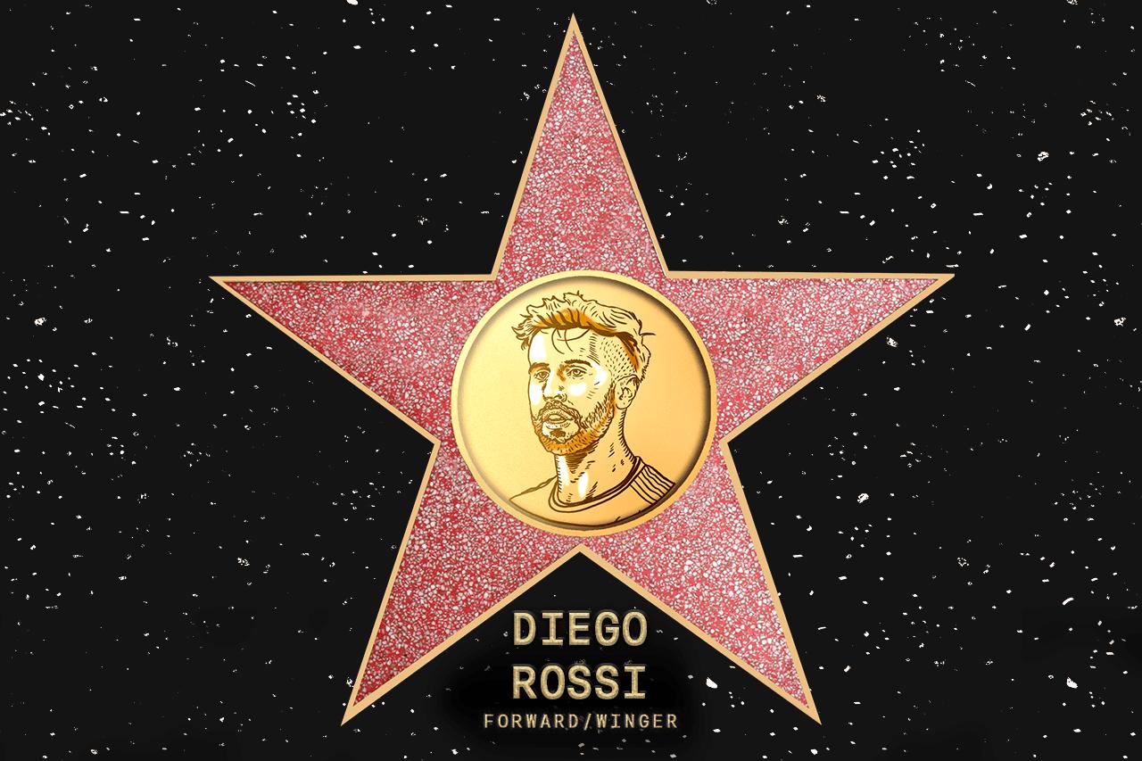 Diego Rossi (LAFC) - Coach's pick