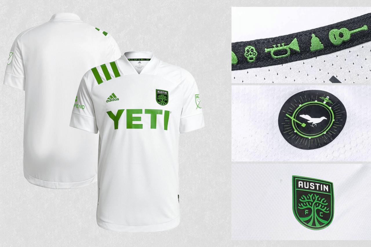 2021 Austin FC secondary jersey