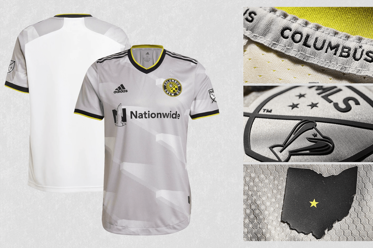 2021 Columbus Crew SC secondary jersey