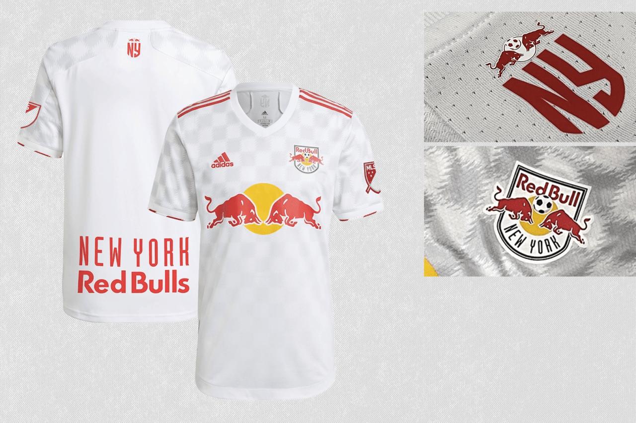 2021 New York Red Bulls primary jersey