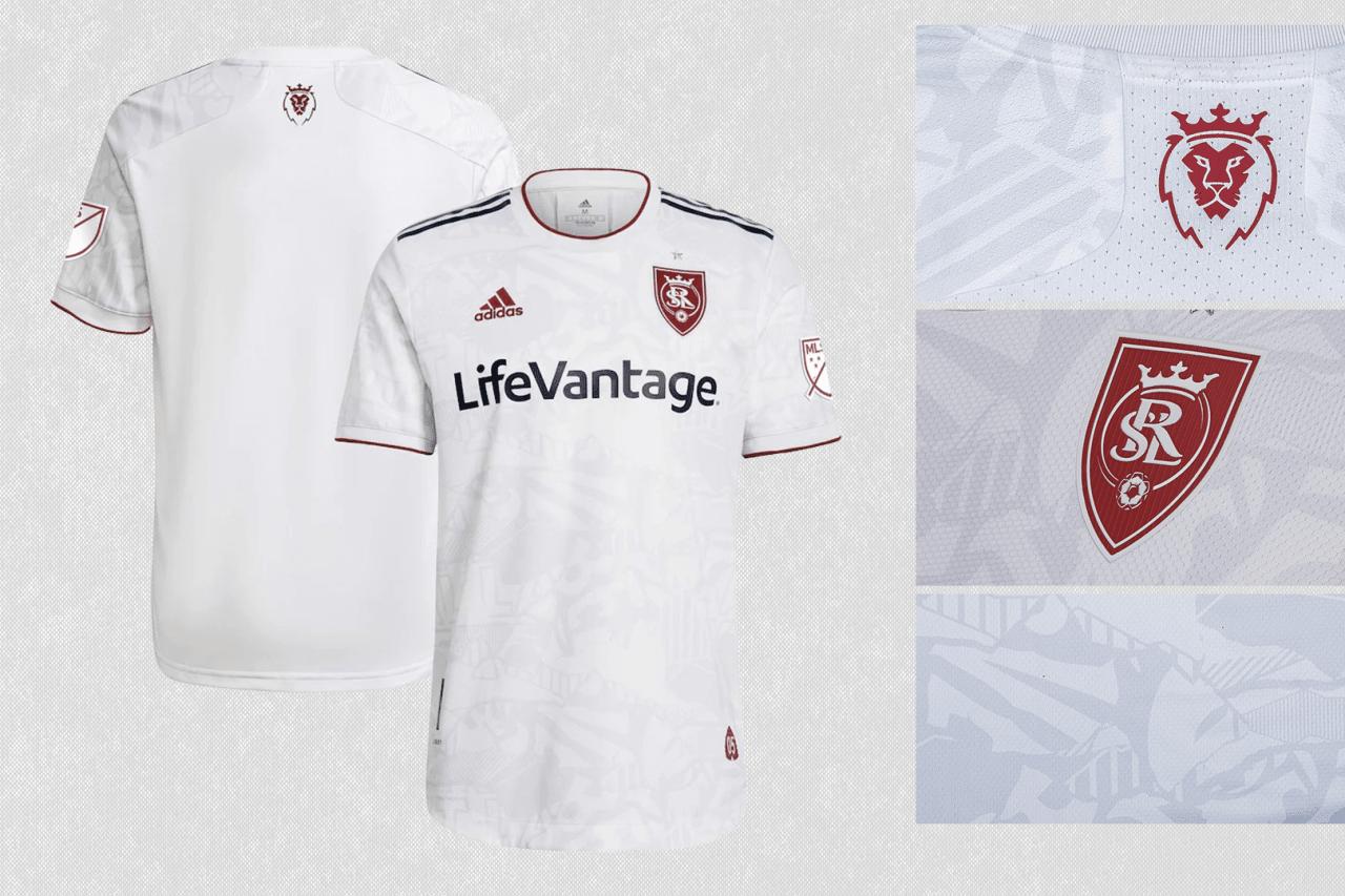 2021 Real Salt Lake secondary jersey