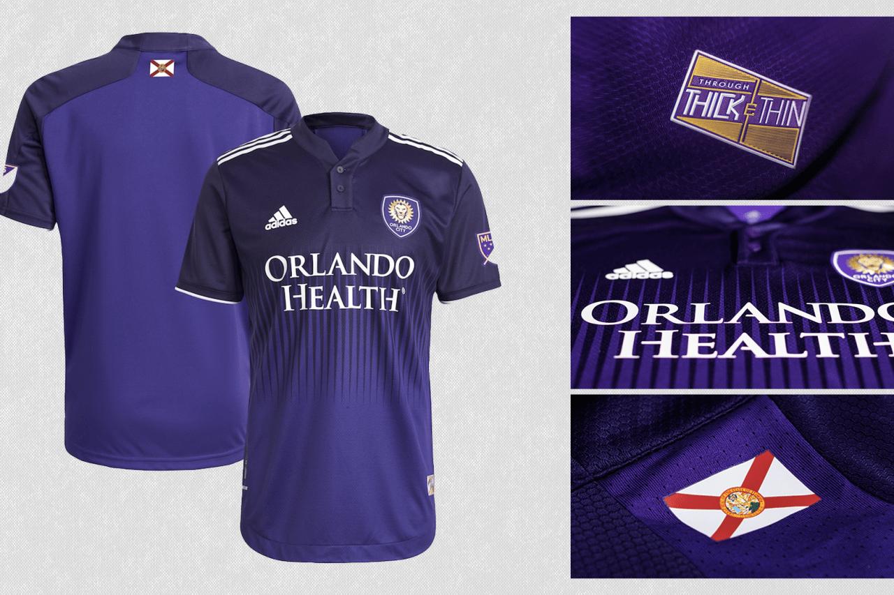 2021 Orlando City SC primary jersey