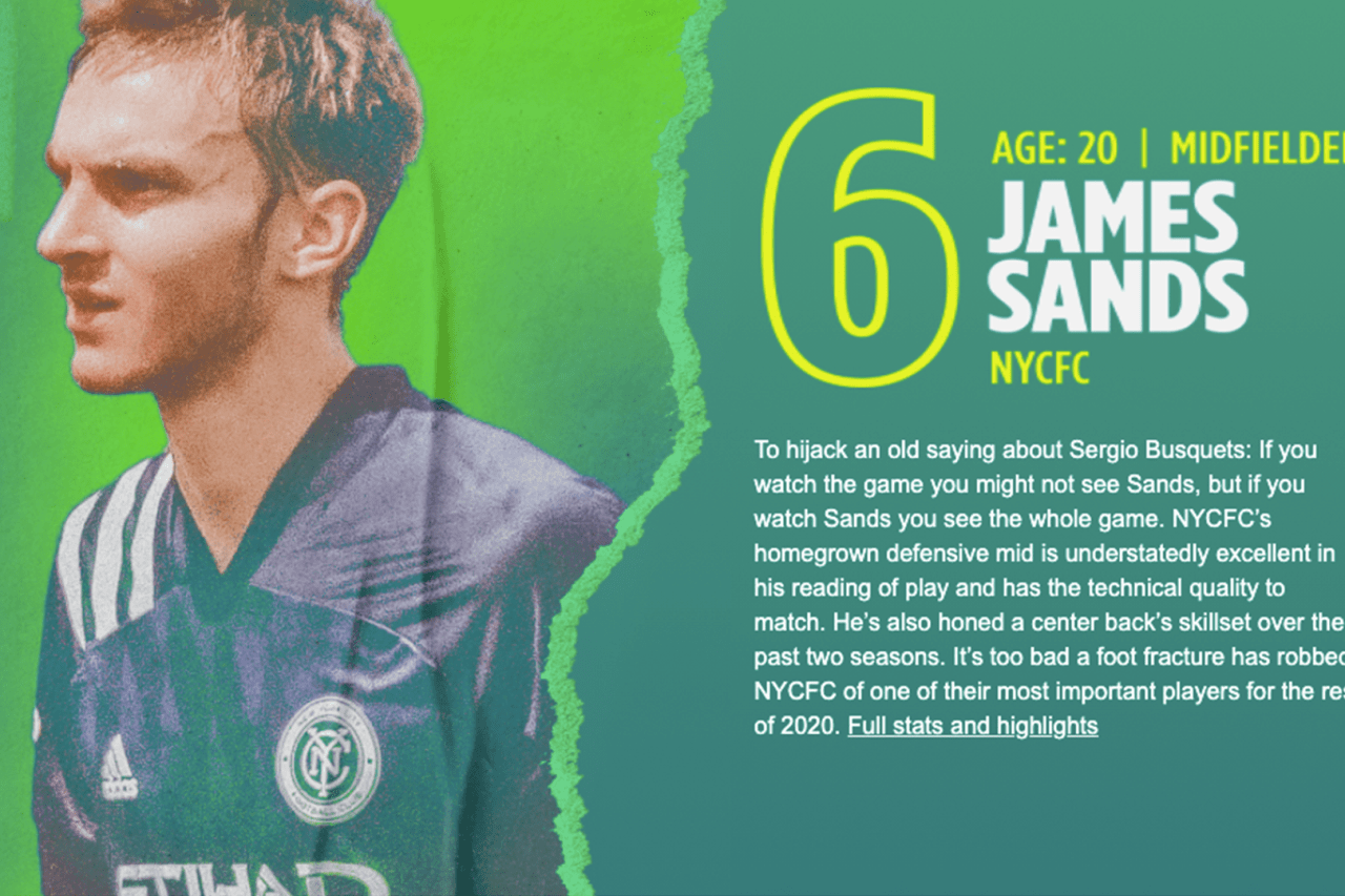 6. James Sands (NYC)