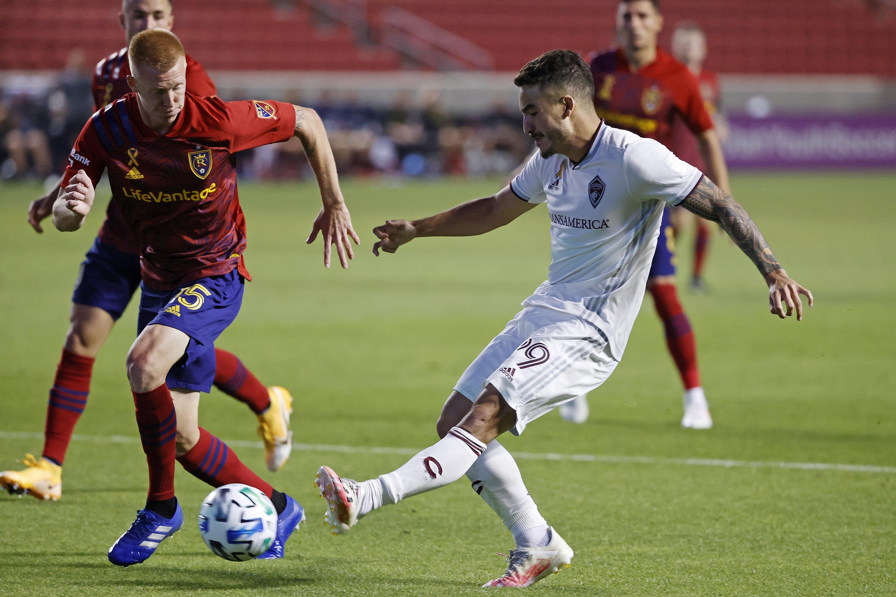 Rapids to Stream Upcoming Preseason Matches Against Real Salt Lake, LA Galaxy | Colorado Rapids