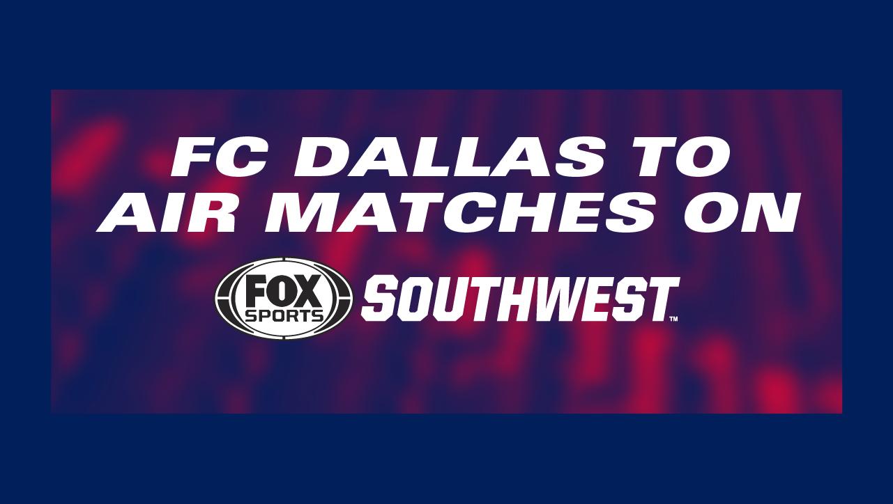 FC Dallas Announces Phase 2 Broadcast Schedule |  FC Dallas