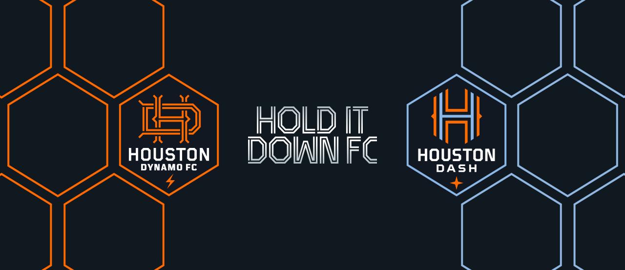 Houston Dynamo Football Club and Houston Dash unveil new club initiatives, brand identity and primary badges | Houston Dynamo