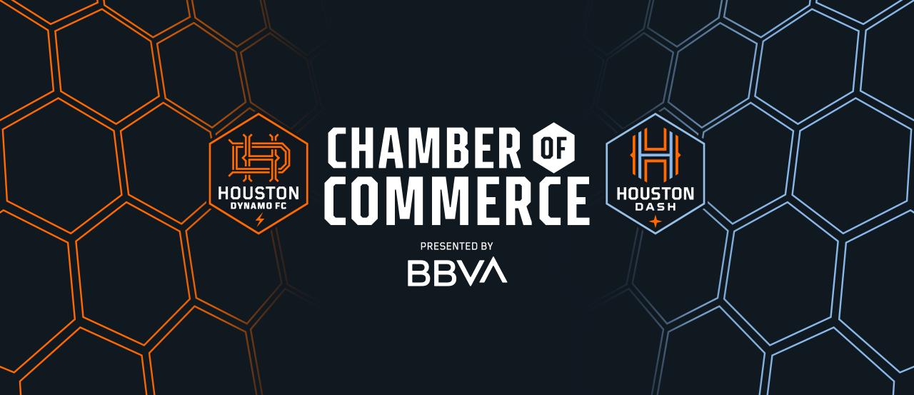 Houston Dynamo Football Club announces Dynamo & Dash Chamber of Commerce | Houston Dynamo