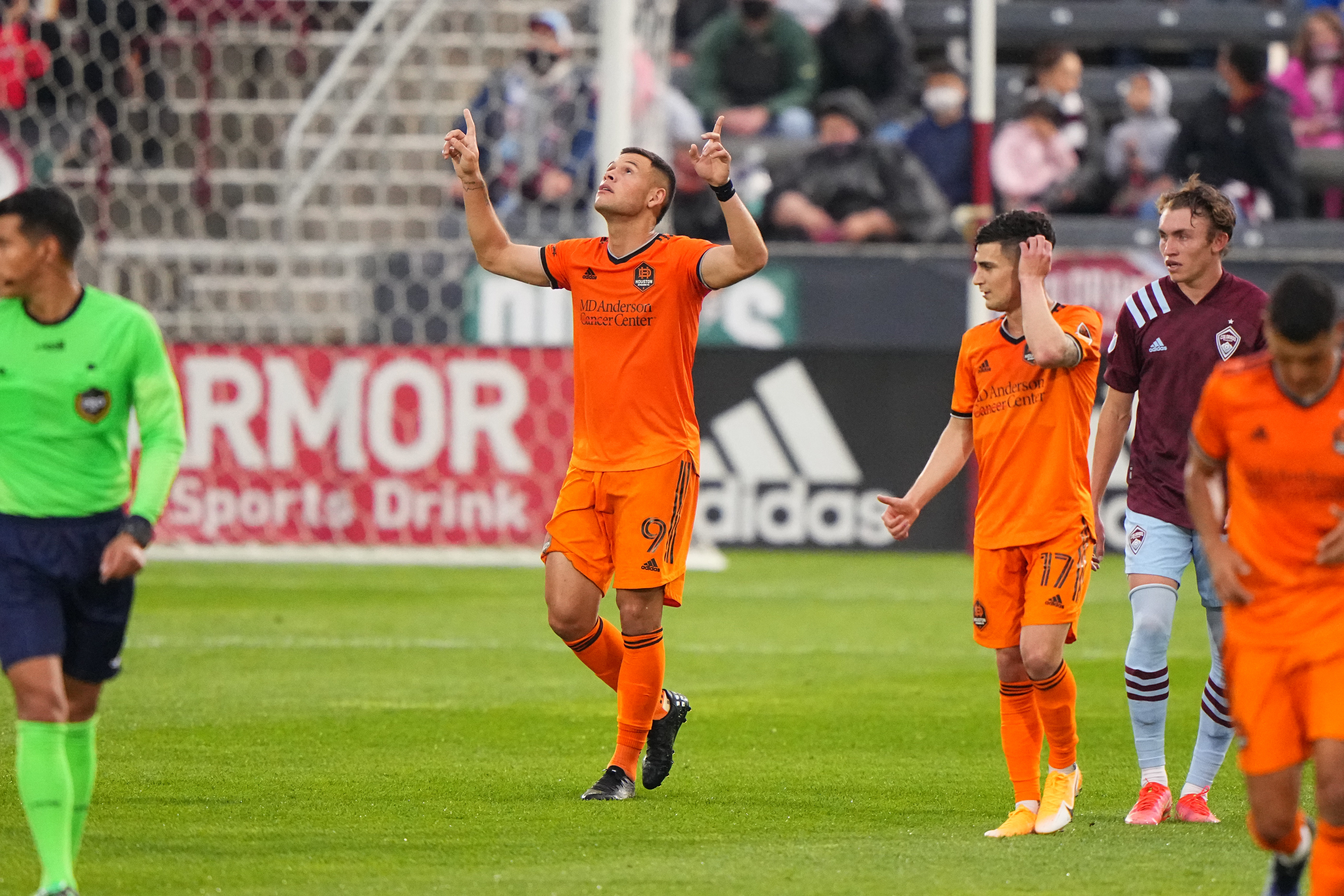 Houston Dynamo FC transfer forward Christian Ramirez to Aberdeen Football Club   | Houston Dynamo