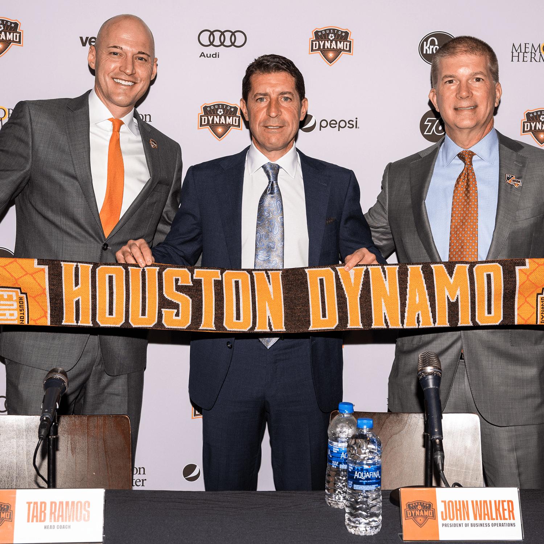 Dynamo General Manager Matt Jordan highlights the busy offseason on Soccer Matters | Houston Dynamo