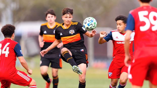 Houston Dynamo youth affiliates Houston Dynamo Unidos, Total Football Club added to MLS Elite Youth Development Program | Houston Dynamo