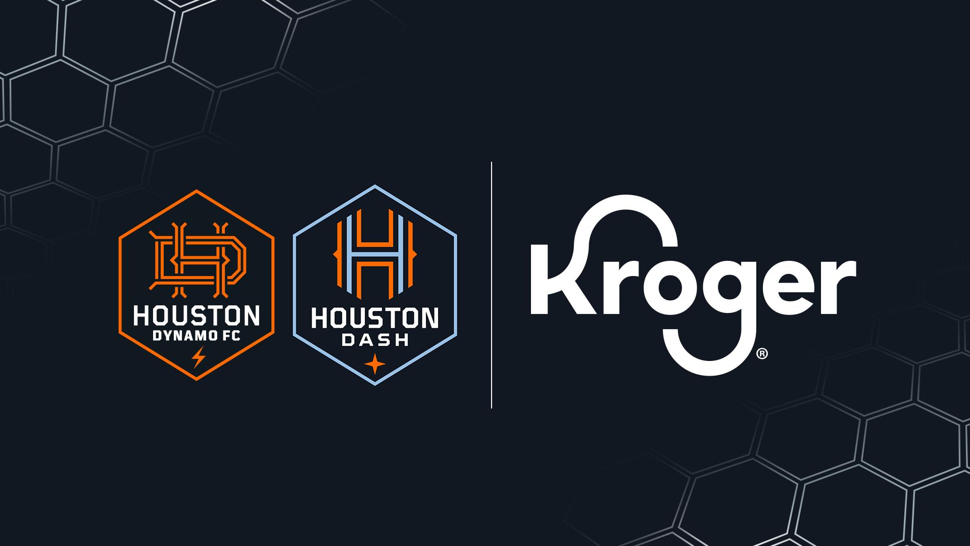 Houston Dynamo FC, Kroger extend & expand partnership  | Houston Dynamo