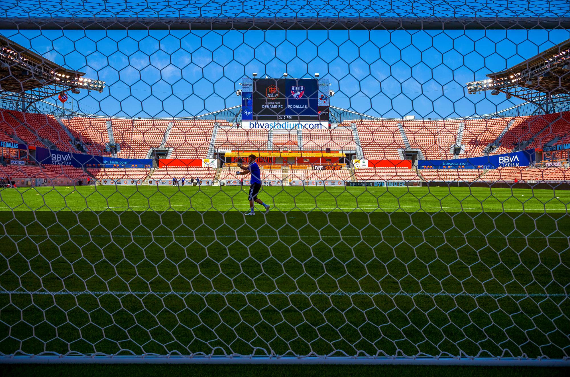 Houston Dynamo FC Home Opener sold out  | Houston Dynamo