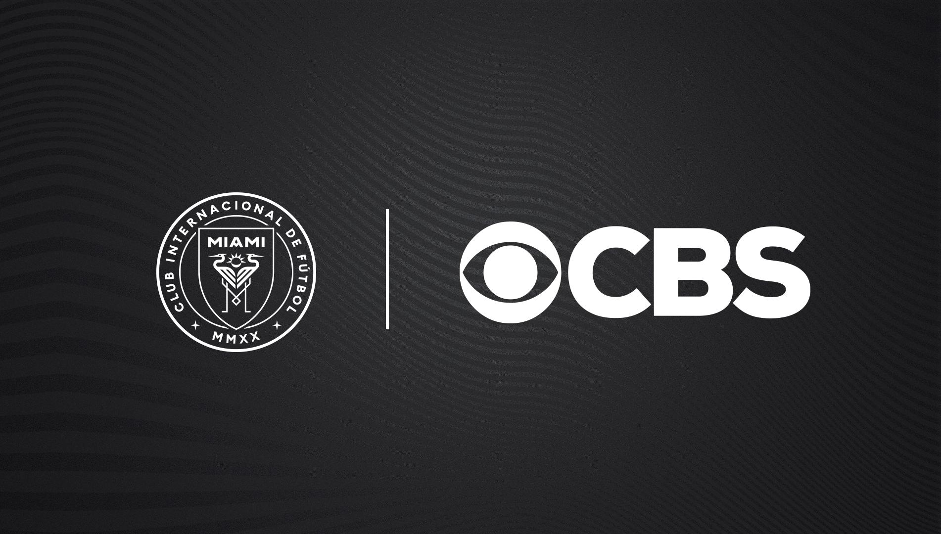 Inter Miami CF Inks Local English-language TV Deal with CBS Miami   Inter Miami CF