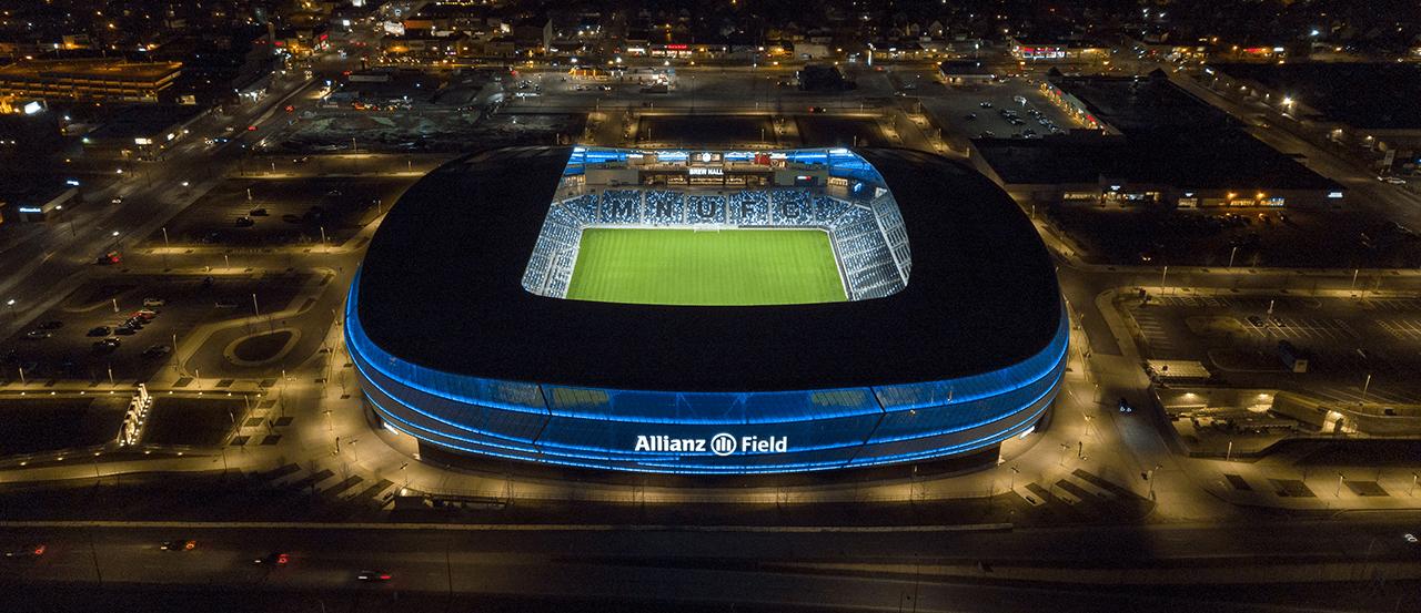 Allianz Field Hosts Gold Cup, Group D   Minnesota United FC