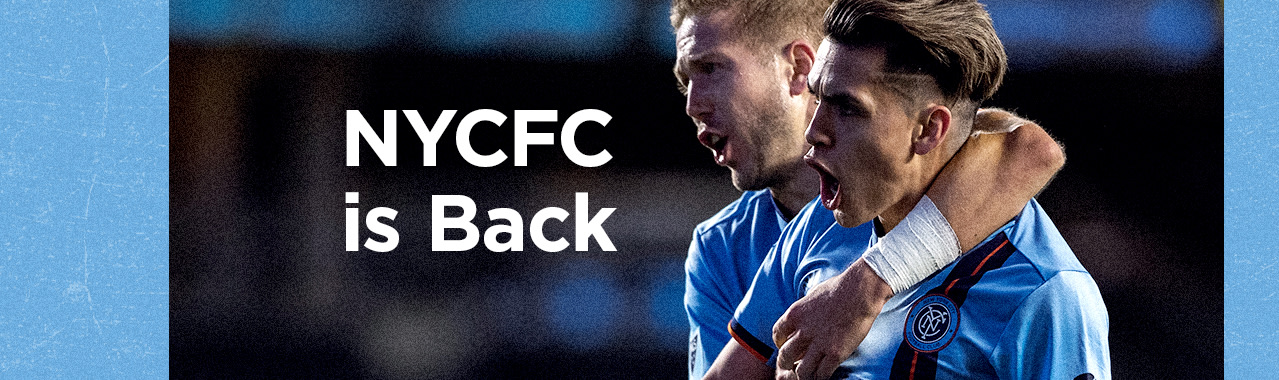 New York City FC Announces 2021 MLS Regular Season Schedule       New York City FC
