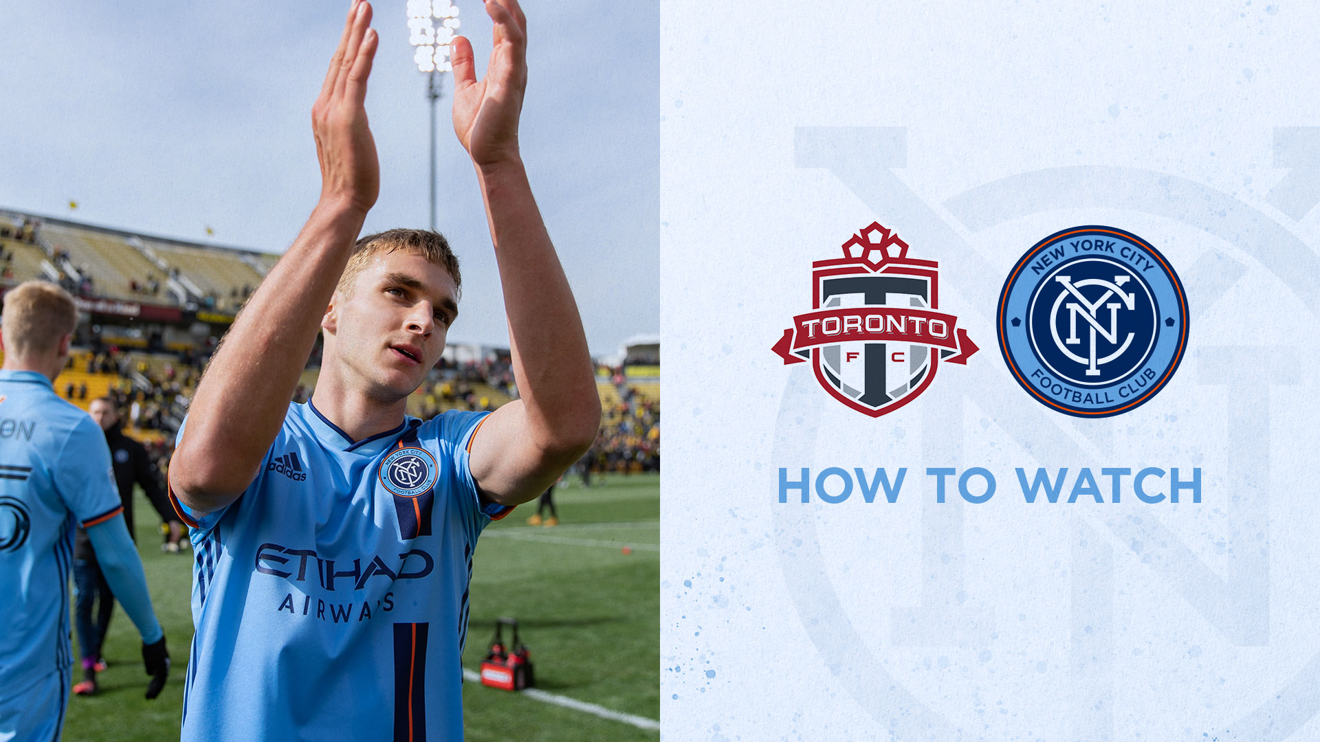 What TV Channel is Toronto FC vs. NYCFC? | New York City FC