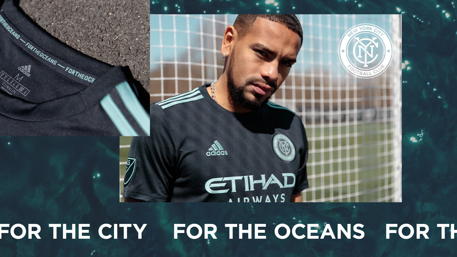 MLS, adidas join forces with Parley for the Oceans for eco ...