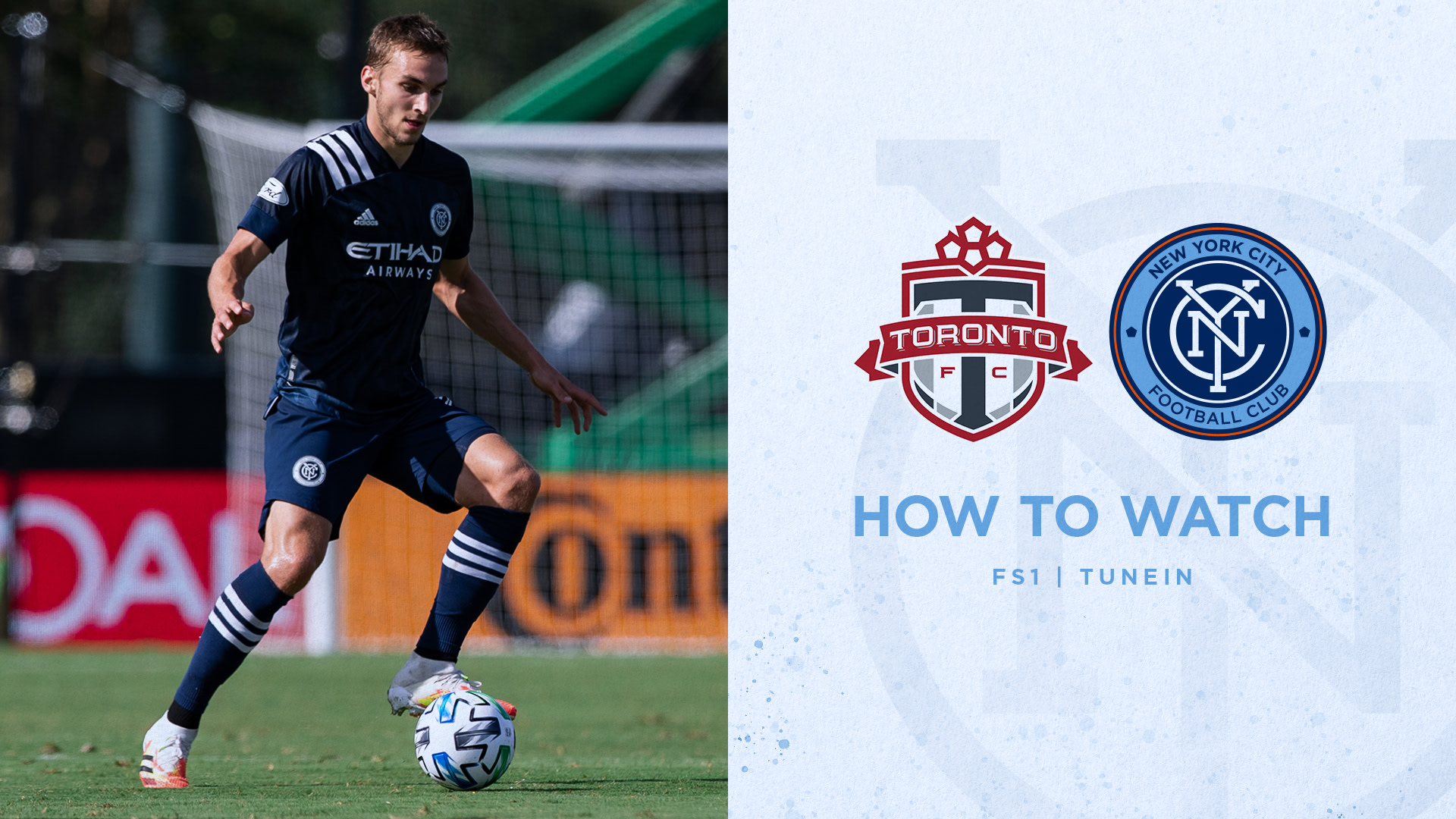 How to Watch and Listen to Toronto FC vs NYCFC   New York City FC