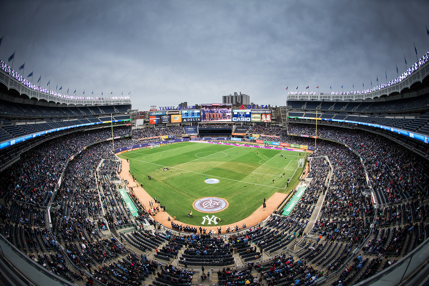 YES Network to Televise 26 New York City FC Matches in 2020  | New York City FC