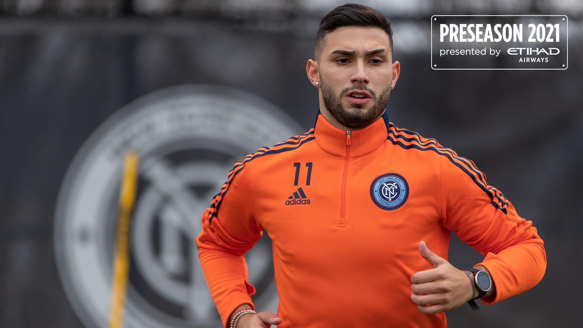 New York City FC Announce Preseason for 2021 Season   New York City FC