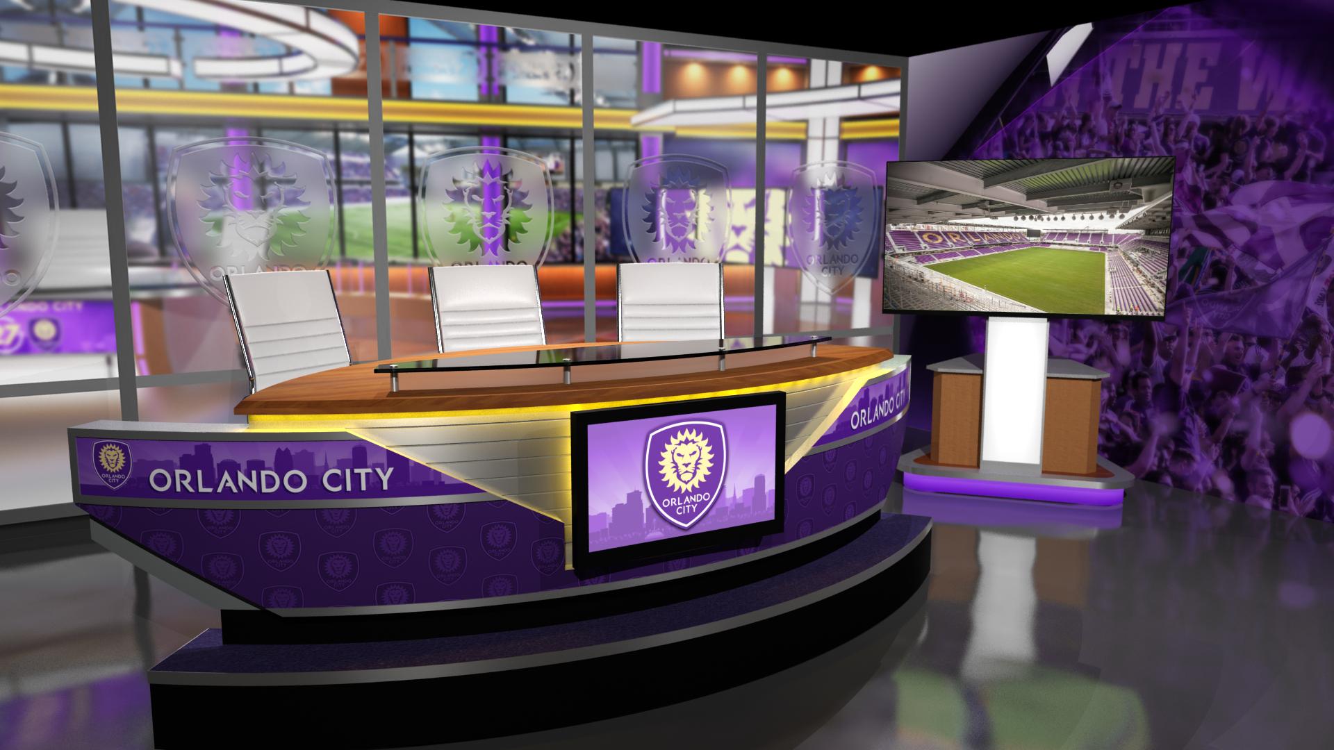 Orlando City, WRDQ TV 27 Reveal Cast for Locally Televised Matches | Orlando City