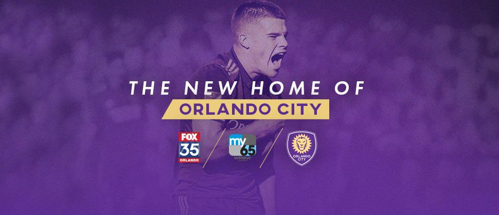 Orlando City SC Signs Multi-Year Partnership with WOFL FOX35/WRBW MY65   Orlando City