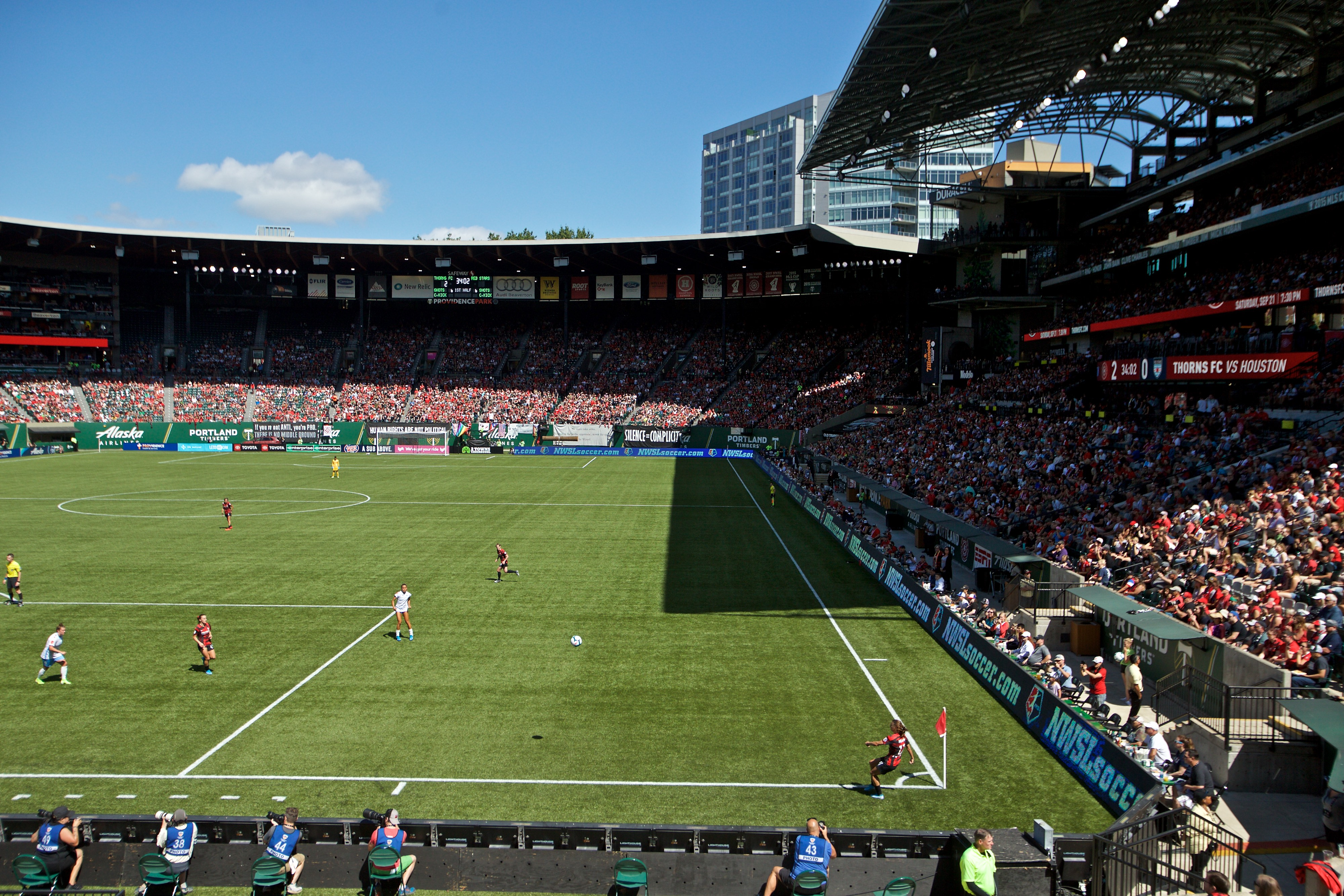 How to watch the NWSL in 2020 | CBS All Access and Twitch FAQ | PTFC