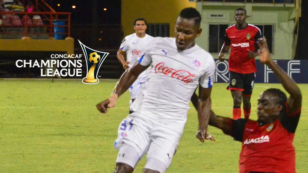 CONCACAF Champions League: A look at CD Olimpia in XI notes | PTFC