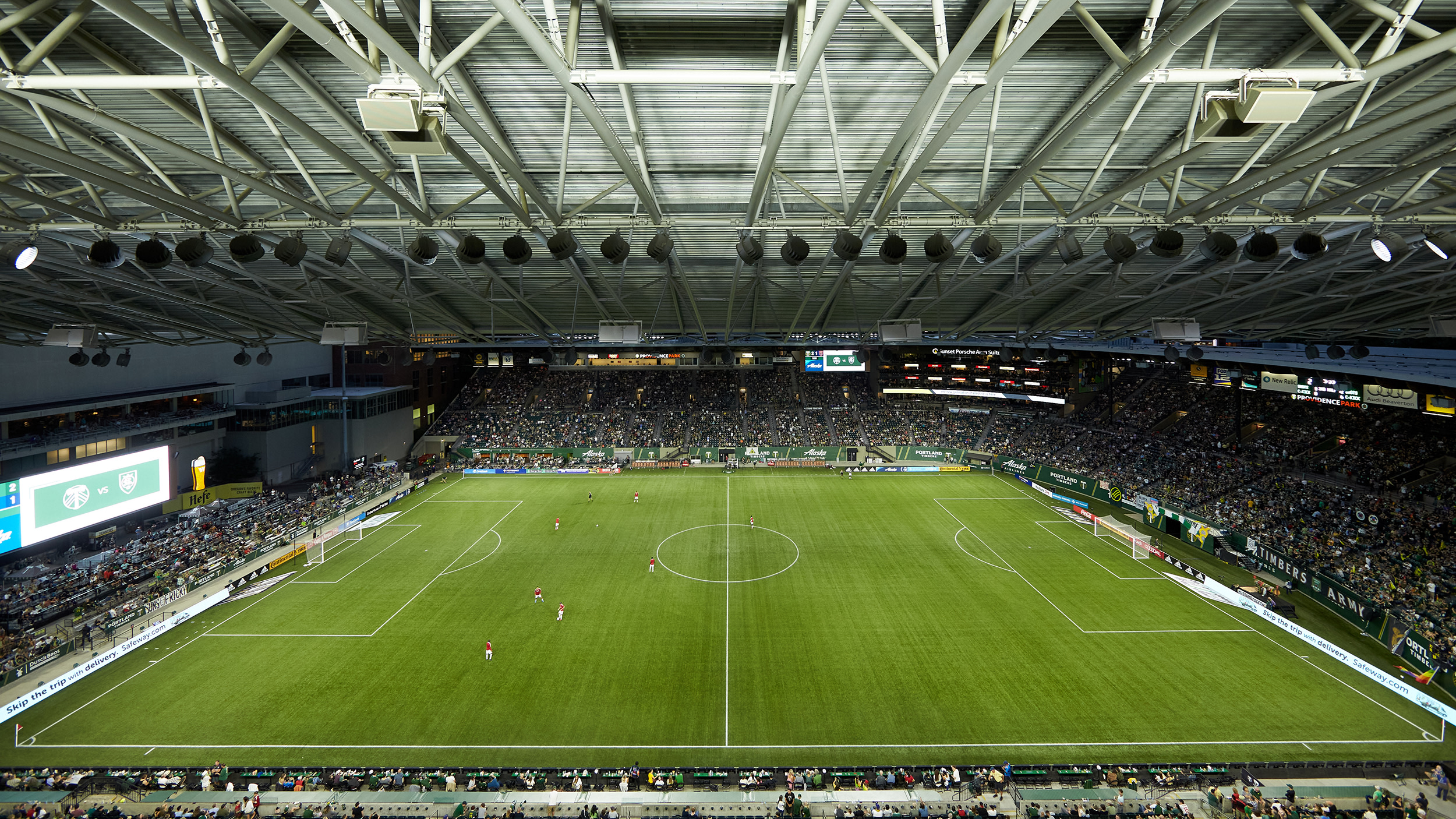 Timbers, Thorns FC to require proof of vaccination at Providence Park beginning Aug. 25