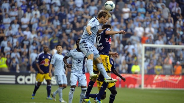 Preview: Defending MLS Cup champions host 2013 Supporters' Shield winners New York Red Bulls on Tuesday | Sporting Kansas City
