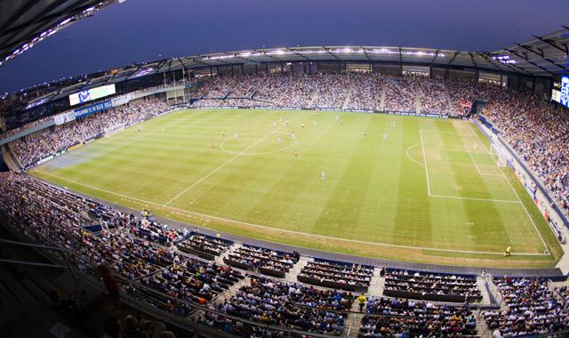 Kansas City Hosts New England Revolution In Home Opener Saturday | Sporting Kansas City