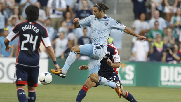 Sporting KC returns to road against New England Revolution on Saturday  | Sporting Kansas City