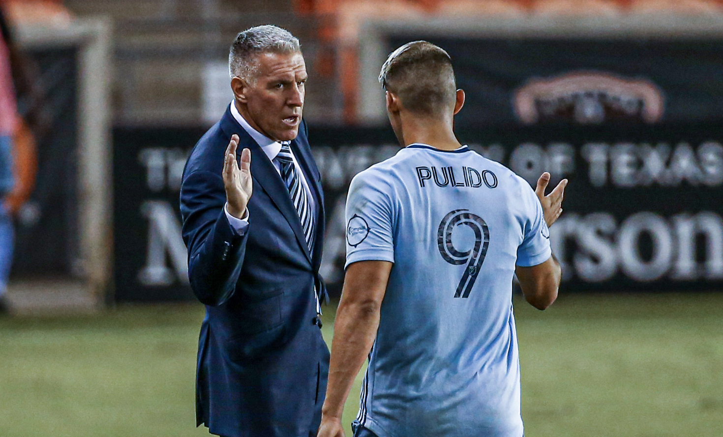 Manager Peter Vermes braced for 600th MLS match as player or coach on Friday   Sporting Kansas City
