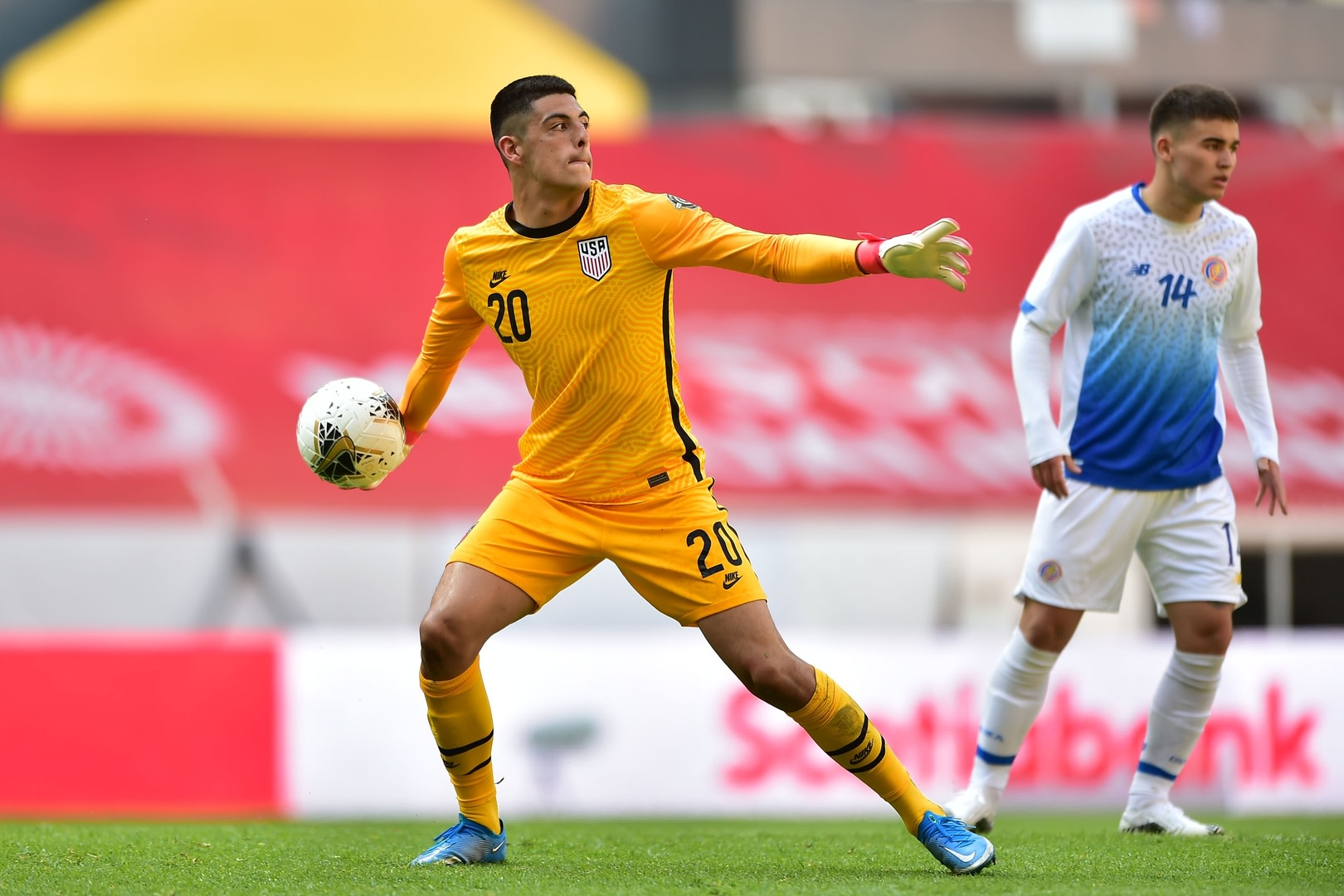US U-23 coach Jason Kreis hails Real Salt Lake goalkeeper David Ochoa after huge match in Olympic Qualifying   MLSSoccer.com