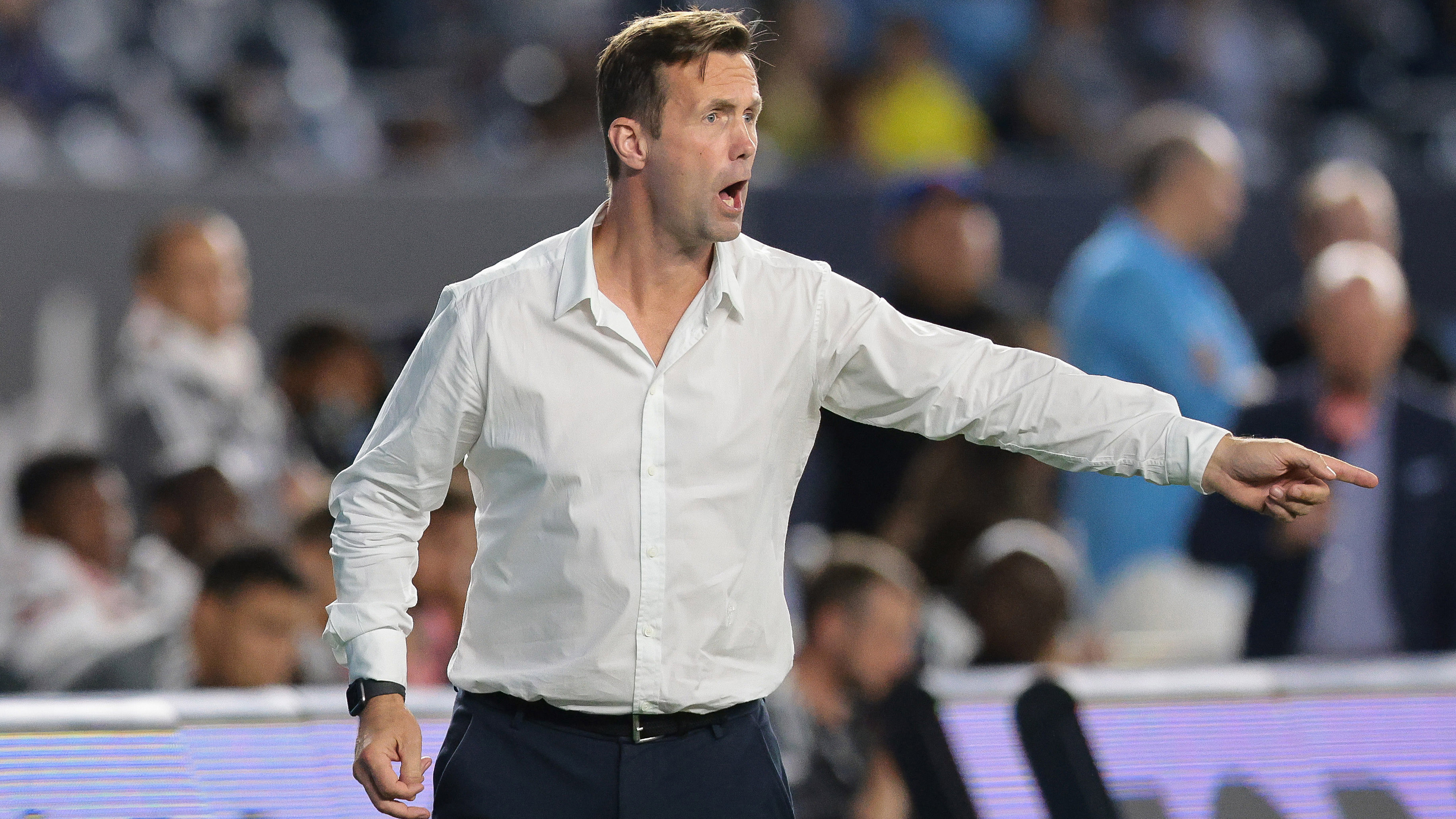 Ronny Deila: NYCFC meeting Pumas in Leagues Cup