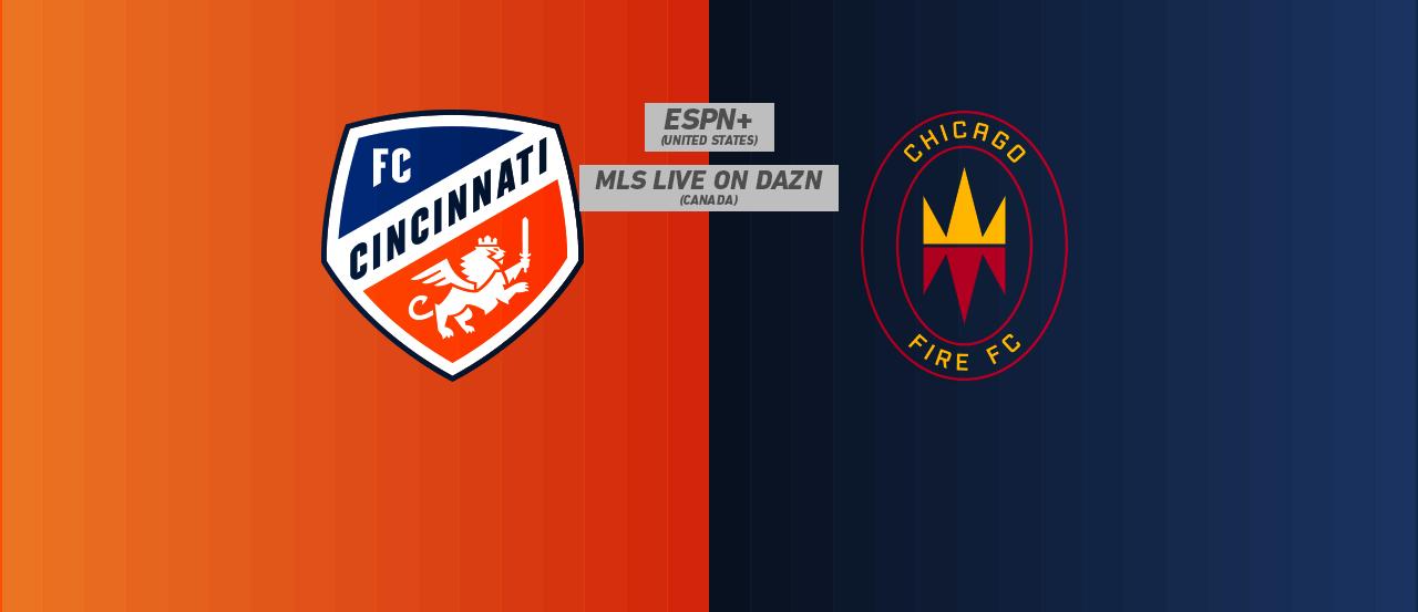 FC Cincinnati vs. Chicago Fire FC | 2020 MLS Match Preview | MLSSoccer.com