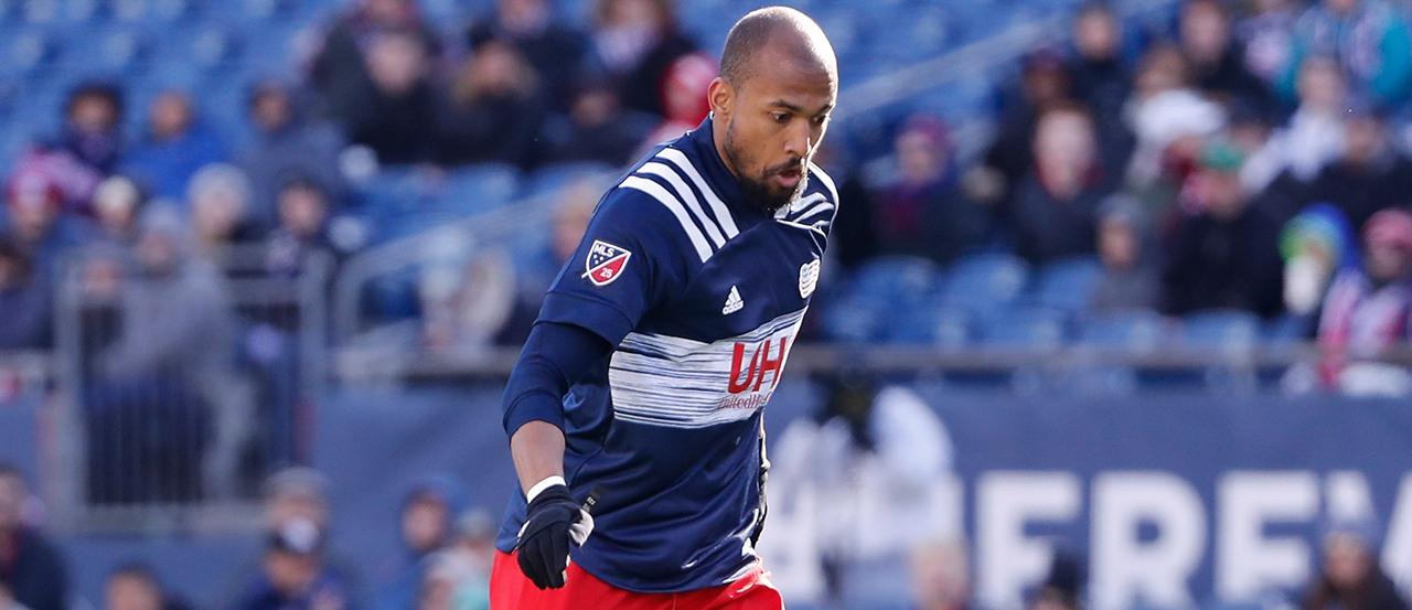 Teal Bunbury balances family, soccer at MLS is Back Tournament: