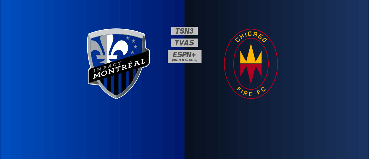Montreal Impact vs. Chicago Fire FC | 2020 MLS Match Preview | MLSSoccer.com