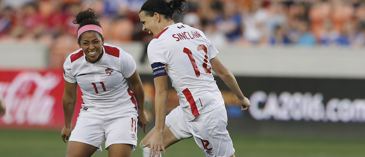 Canada 3, Zimbabwe 1 | 2016 Women's Olympics Match Recap | MLSSoccer.com