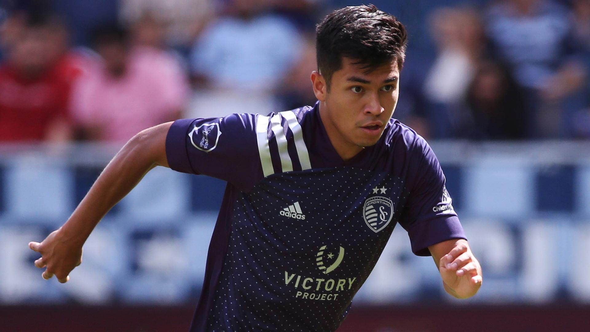 Felipe Hernandez suspended for betting on MLS matches