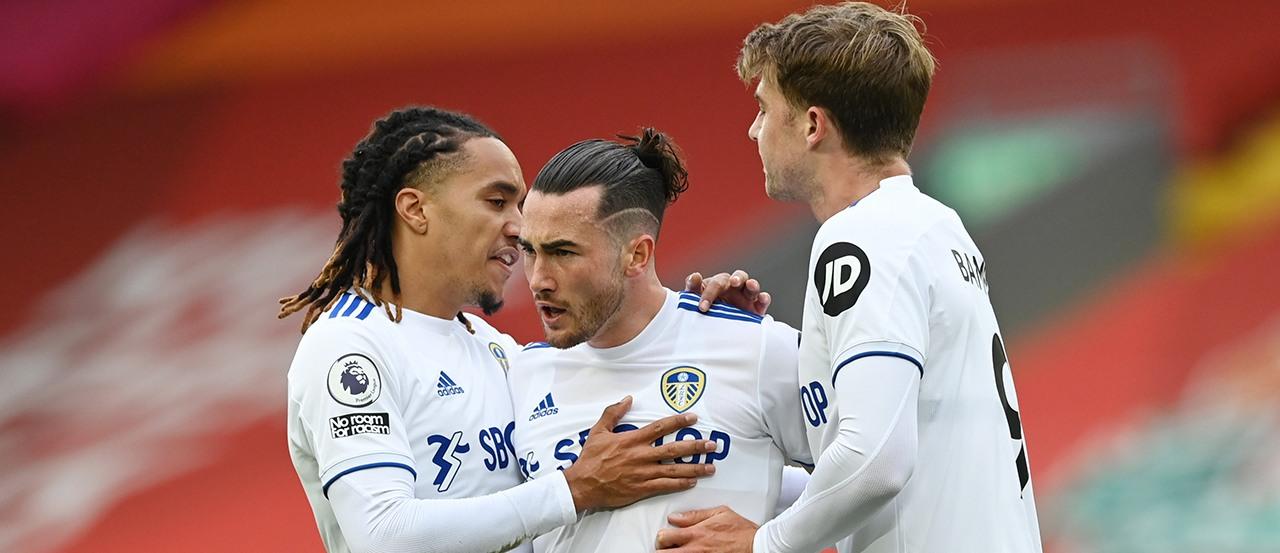 Jack Harrison scores against Liverpool in Premier League debut for Leeds United   MLSSoccer.com