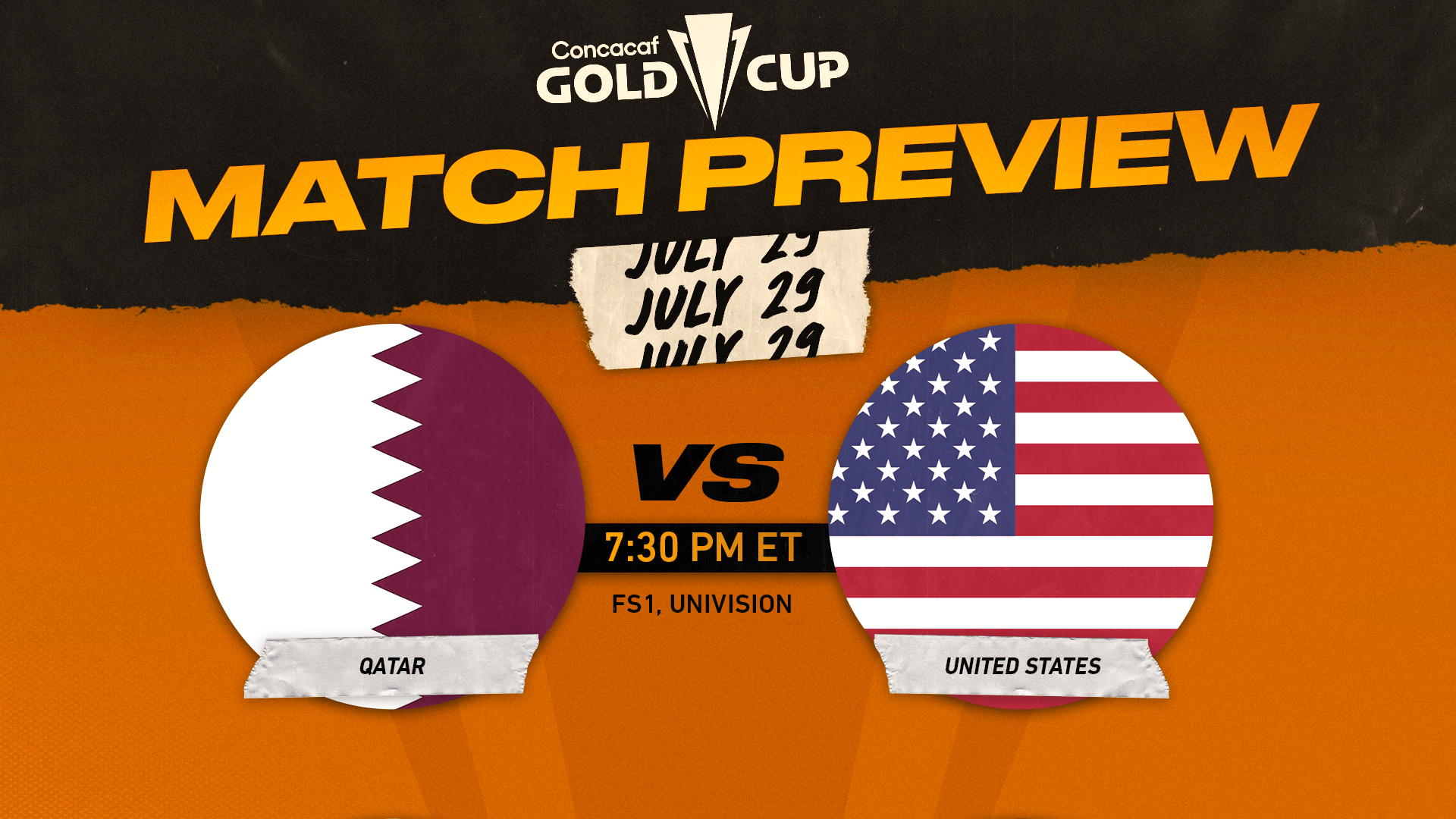 Qatar vs United States Full Match & Highlights 30 July 2021
