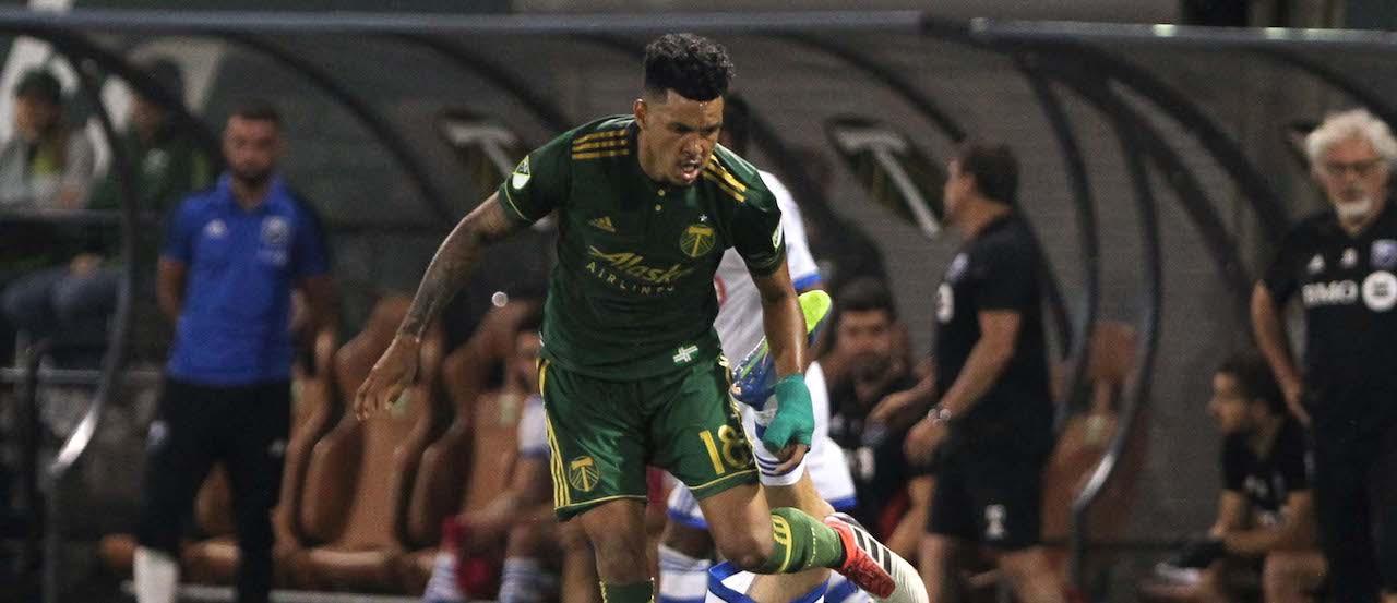 Sources: Portland Timbers set to trade Julio Cascante to Austin FC, continue negotiations for Felipe Mora | Tom Bogert | MLSSoccer.com