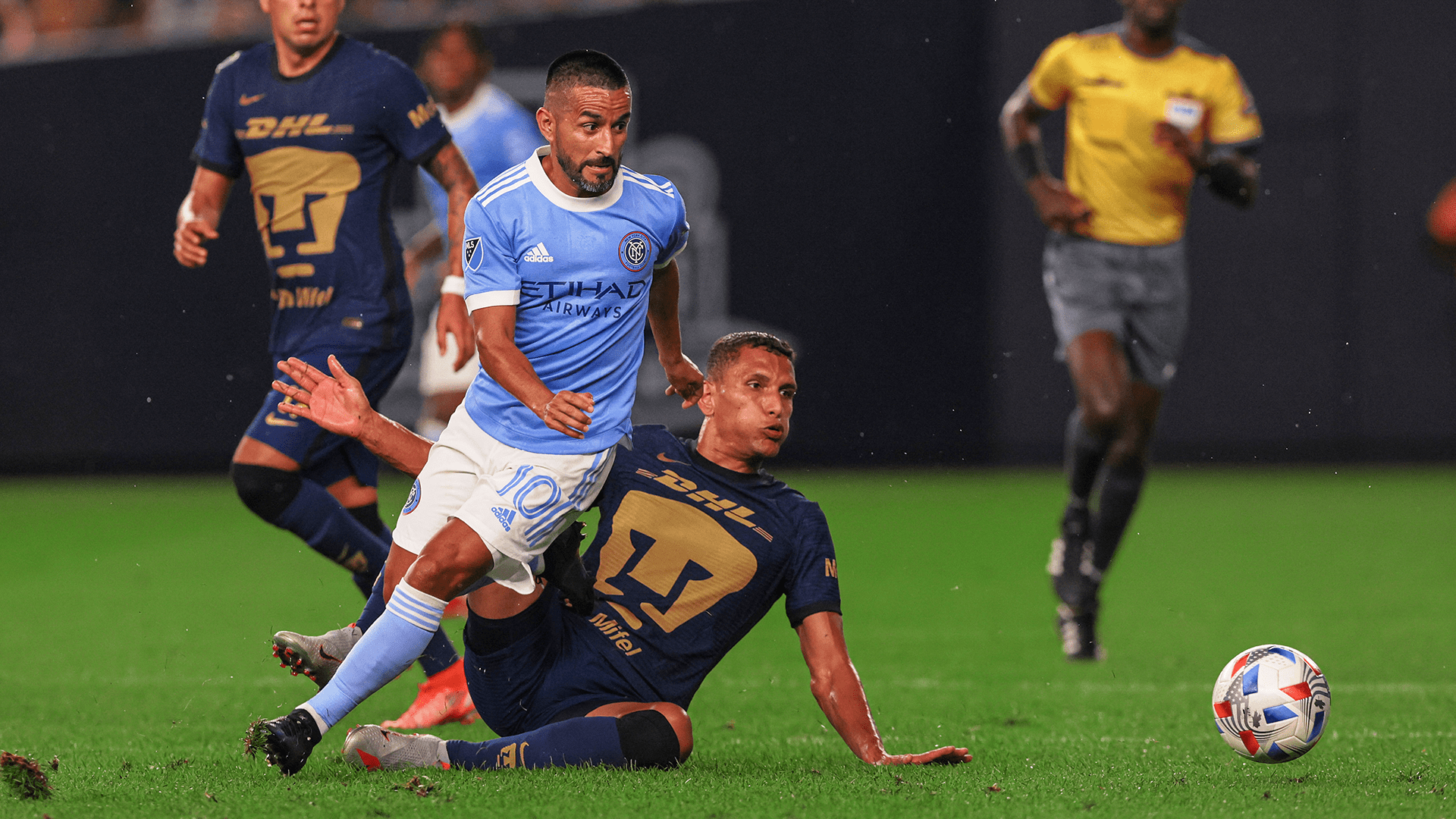 NYCFC confident despite Leagues Cup exit to Pumas: